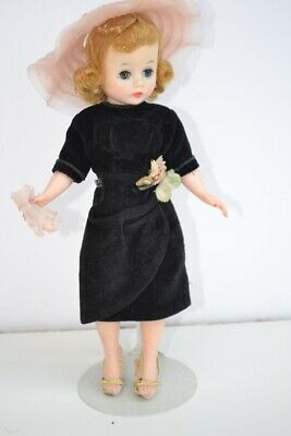"""Alexander Doll CITY SLICKER OUTFIT Coquette Tiny Kitty Cissette 10/"""" doll  MIP"""