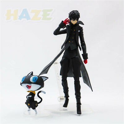 NEW SEALED PERSONA 5 AKIRA KURUSU JOKER HERO PHANTOM THIEF NENDOROID FIGURE