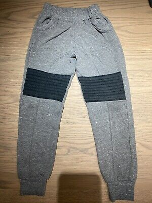 Aviator Nation Kids Moto Grey Sweatpants Size 8