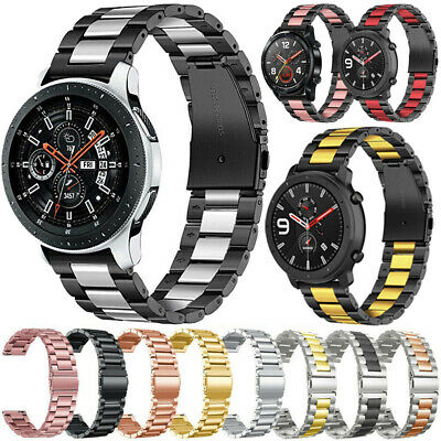 Replacement Stainless Steel Watch Band For Samsung Galaxy Watch 46/42mm Active
