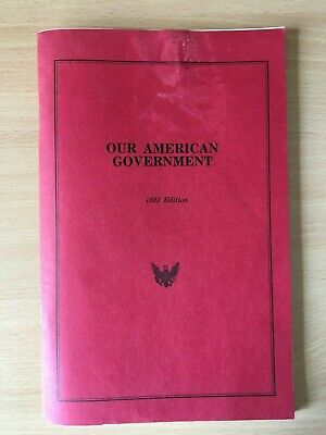 Our American Government - 1993 Edition