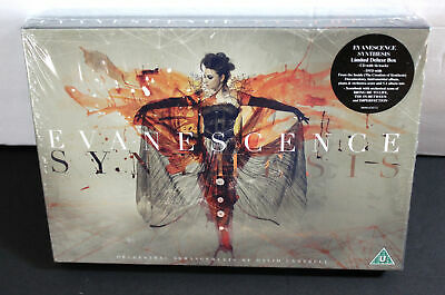 CD - EVANESCENCE - Synthesis - Box Set, Deluxe Edition, Limited Edition