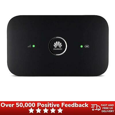 Unlocked Huawei Router E5573s-320 Wi-Fi High Speed Connect Up To Ten Devices