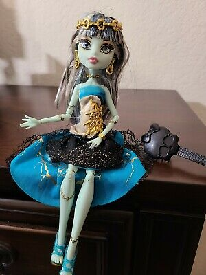 Monster High Frankie Stein 13 Wishes Doll