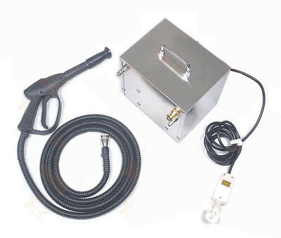 220V 3 in1 Steam Hot/Cold Water Ozone Cleaning Disinfection Machine Clean Tool