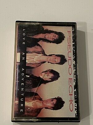 Love an Adventure by Pseudo Echo (Cassette, 1987, RCA)