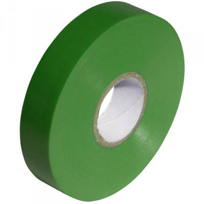 Olympic Fixings Green PVC Electrical Insulation Tape Roll 33m x 19mm – Quality