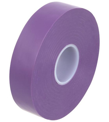 Olympic Fixings Violet PVC Electrical Insulation Tape Roll 33m x 19mm – Quality