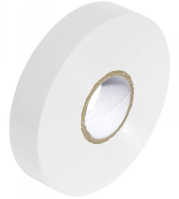 Olympic Fixings White PVC Electrical Insulation Tape Roll 33m x 19mm – Quality