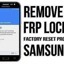 Google Account Remove FRP Lock Service For All Samsung Models (Ask 1st)