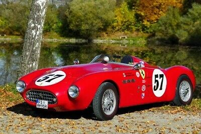 MIGLIA SPEEDSTER - Ferrari / Maserati - Triumph - Kit car / Re-body 1968