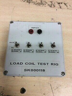 load coil test rig sk000118 ABR336