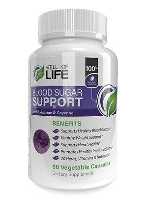 Well Of Life Blood Suger Support