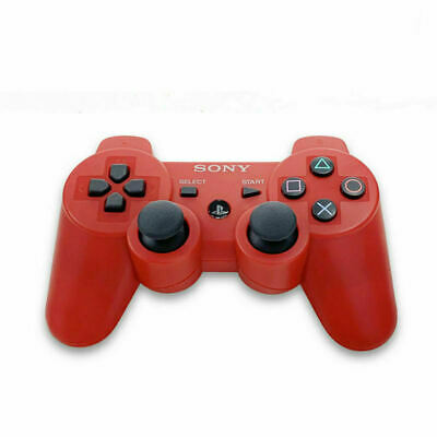PS3 Sony Controller PlayStation 3 DualShock Wireless SixAxis Controller GamePad