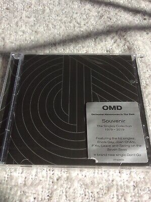 Souvenir by Orchestral Manoeuvres in the Dark. 2CD Best Of Sealed