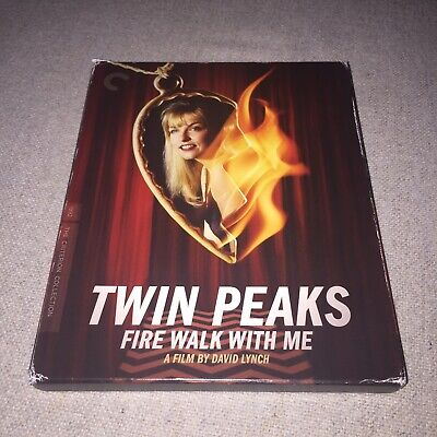Twin Peaks Fire Walk With Me - Criterion Collection Blu-Ray/Region A