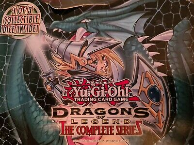 Yugioh Dragons of Legend The Complete Series DLCS Secret Ultra Colorful Rare