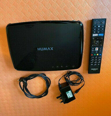 Humax Freeview Play FVP-5000T HD TV 500GB Recorder .