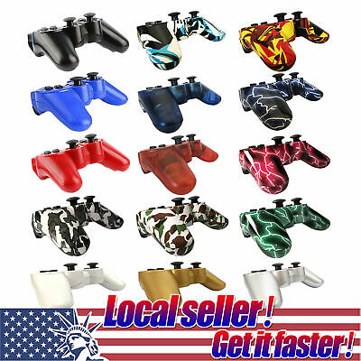 USA 1/2x Wireless Bluetooth Game Controller Pad For Sony PS3 Playstation 3