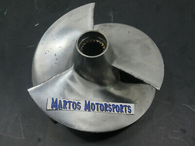 Oem Tigershark 1997 Daytona Monte Carlo 770 & 1998 Tsr 770 Stainless Impeller