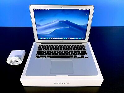 Apple MacBook Air 13 inch / CORE i5 / 2 YEAR WARRANTY / 512GB SSD / OSX-2017