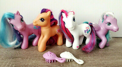 My Little Pony G3 Bundle Morning Monarch Bowtie Scooter Sprite Scootaloo 6 50 Picclick Uk Collect cupcakes to increase your score. my little pony g3 bundle morning