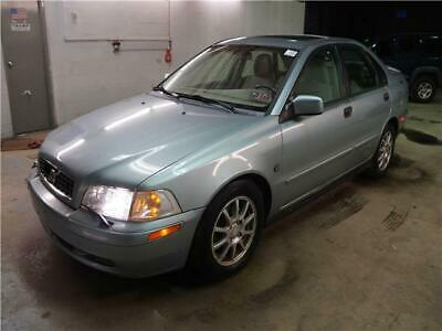 2003 Volvo S40  NO RESERVE . TURBO . ICE COLD AIR . GOOD MILES