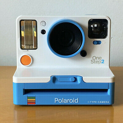 Polaroid OneStep 2 i‑Type Instant Film Camera Blue One Step Two with Film