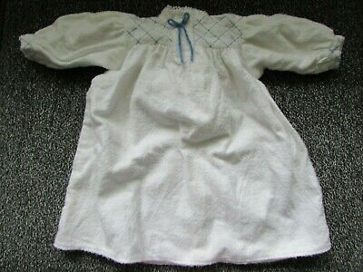 RETIRED tagged American Girl Kirsten nightgown NWOB housecoat