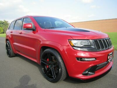 "2015 Jeep Grand Cherokee SRT SRT- SRT8 2015 JEEP GRAND CHEROKEE SRT SRT-8 22"" VELGEN WHEELS AFE INTAKE PANO ROOF NAV"