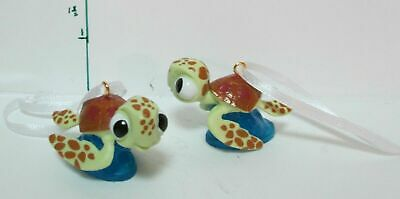Details about  /SQUIRT~ CHRISTMAS DECORATION  ORNAMENT FINDING NEMO FRIENDS TURTLE USA Nora/'s