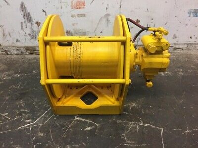 Braden PD12C Series Planetary Winch PD12C-29051-04-1