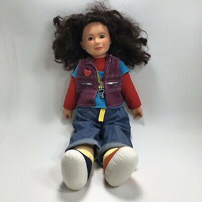 Lewis Galoob Toys punky Brewster doll with key necklace 1984