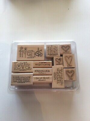 A Coupon For You: mcrs 12-28 Wood Mounted Rubber Stamp