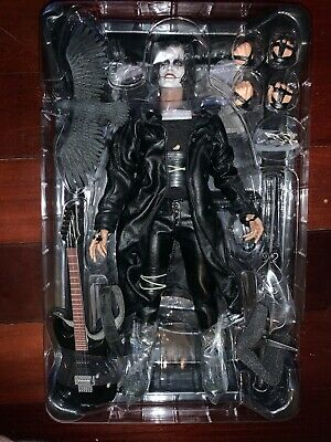 1//6 Collectible Figure Bruce Lee Son Action Statue GK Hot Toys MMS210 The Crow