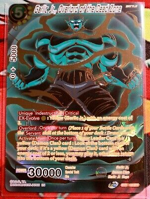 Garlic Jr Level 1 Redemption Ht Ur P13 Dbz Ccg Tcg Score Misprint Make Offer 50 00 Picclick Kidnapping the kid for his dragon ball, it seems the sadistic villain is on i like this setup and i like that it has more humor in it than some of the later movies and episodes of the show later would have. picclick