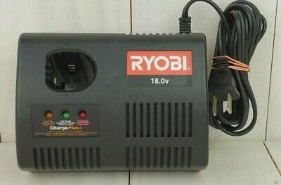 P110 Class 2 NiCd Battery Charger 14023702 Works Ryobi 18.0V 18V ChargePlus