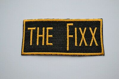 Dexys Midnight Runners Embroidered Iron-On Punk Rock New Wave Band Rare Patch
