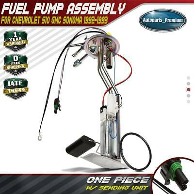 Fuel Pump and Hanger Assembly For Chevy S10 GMC S15 Sonoma 2.5L 2.8L 4.3L E3637S