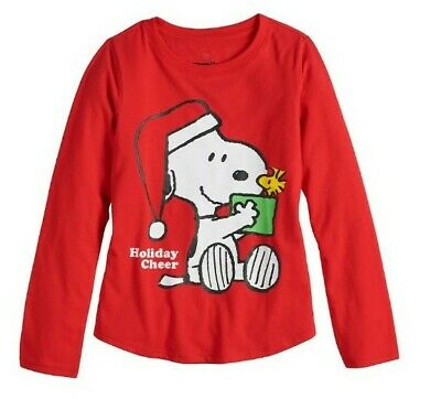 Snoopy Peanuts Woodstock Thanksgiving Holiday Turkey Toddler Shirt Girl 5T NEW