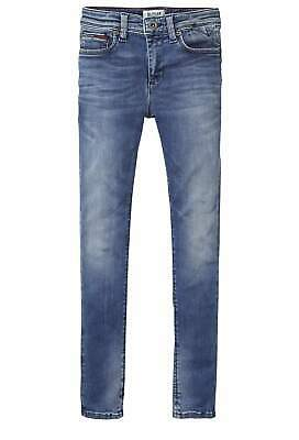 Tommy Hilfiger Denim Infant Boys Blue Saxton Skinny Jean Size 86cm