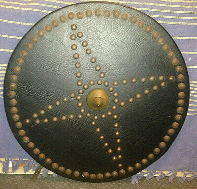 Round Studded Scottish Targe / Shield