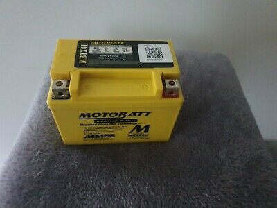 Honda CBF 1000-6 2006 CTX7A-BS Motobatt Motorcycle Battery Upgrade