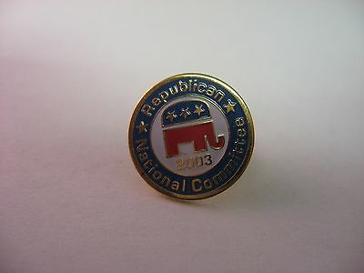 2003 Rnc Repubblicano National Committee Pin