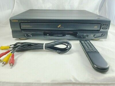 Symphonic CD-5001 5 Disc Automatic CD Compact Disc Player Changer w// 8 Times Oversampling