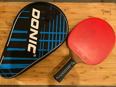 Donic Schildkrot TT-Bat Top Team 600 Shakehand Table Tennis Ping Pong Racket
