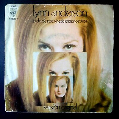1970 Lynn Anderson Rose Garden Nothing Between Us G 45 Rpm 7 Vinyl Record 1 99 Picclick