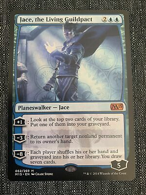 Runeboggle FOIL Guildpact NM Blue Common MAGIC THE GATHERING MTG CARD ABUGames