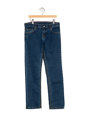 PETIT BATEAU BOYS' Denim Blue Jeans TROUSERS PANTS 12 Years old 150 cm