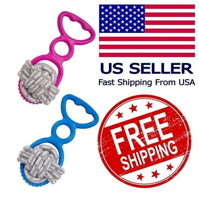 NEW DESIGN, Dog Toy, Durable Toys, Pet Dog Cotton Rope, Chew Toy for Dogs